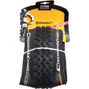Continental buitenband 27.5x2.20 Cross King II zwart V