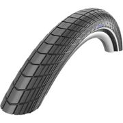 Schwalbe buitenband 28x2.00 Big Apple plus zwart