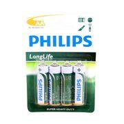 Philips batt R6 AA 1,5V krt (4)