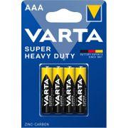 Varta batt R03 AAA 1,5V krt (4)