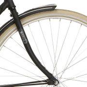Cortina voorvork 28 Tour m zwart