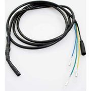 Cort motorkabel + connector L 1800
