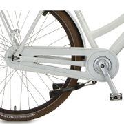 Cortina achterwielkast Agudo U5 wit