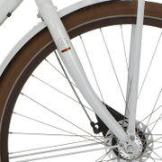 Cortina voorvork 28 U5 wit