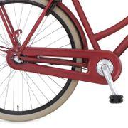 Cortina achterwielkast Bold U1 pompeian red