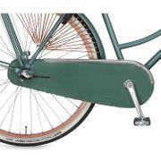 Cortina achterwielkast lak Soul jade green