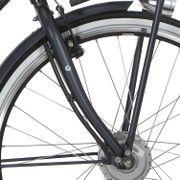 Cortina voorvork E-U4 H star grey mt