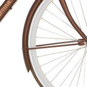 Cortina voorspatbord U4 sp brown matt