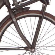 Cortina voorvork 26 U4 M rb black gold matt