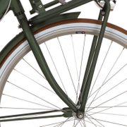 Cortina voorvork U4 D hunter green matt