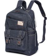 Cort Kansas Backpack Denim