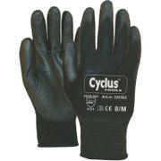 Cyclus handschoen WP M zw/geel