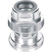 Ergotec Balh set draad 1.1/8 aluminium zilver