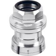 Ergotec balhoofd set dr + lock 1/8 zilver