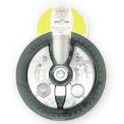 Hebie chain disc 48t transp bl