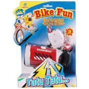 Bike Fun sirene Brandweer met micro