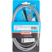 Elvedes versn kabel Nexus 6287 zilver