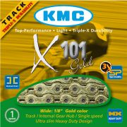 KMC achterwielX101 Go 1/8 BMX