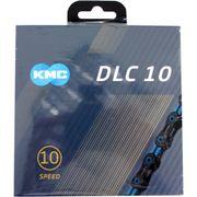 KMC achterwielDLC10 black/blue