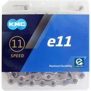 KMC achterwielE11 silver