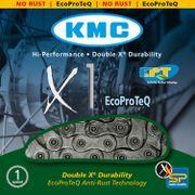 KMC achterwielX1 EPT10 3/32