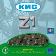 KMC achterwielZ1 1/8 bruin
