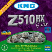 KMC achterwielZ510HX extra strong 1/8