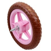 lief voorwielloopfiets roze