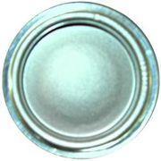 Cyclus busje lak 8004 zilver