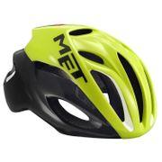 MET helm Rivale L 59-62 geel/zwart
