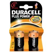 Duracell batt Plus Power LR14 C