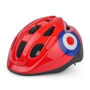 Polisport helm P3 Target rood