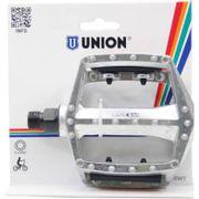 Union pedalen 102 BMX 9/16 zilver krt