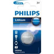 Philips batt CR2016 Lith 3V BP1