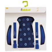 Qibbel stylingset luxe a royal blauw