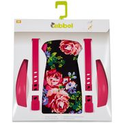 Qibbel stylingset luxe a Roses zwart