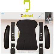 Qibbel stylingset luxe v uni zwart