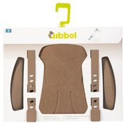 Qibbel stylingset v Elements brn