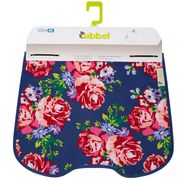 Qibbel windschermflap Roses bl