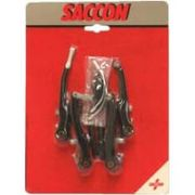 Saccon v-bruin set v + a zwart