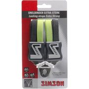 Simson snelbinder extra strong zw/groen