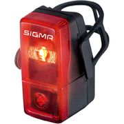Sigma achterlicht cubic led inclusief 2x aaa batte