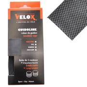 Velox stuurlint High grip zwart