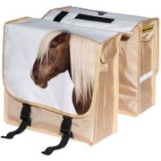 NV dubb tas paard bisonyl