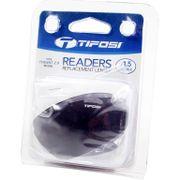 Tifosi reader lens Tyrant smoke +1.5