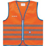 Wowow Fun Jacket Orange Medium