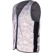 Wowow vest Titanium Full reflective S