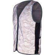 Wowow vest Titanium Full reflective XL