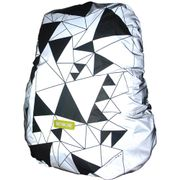 Wowow Bag Cover Urban zilver