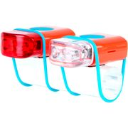 IKZI verl set mini Stripties led rood